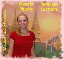 Masáže Studio Praha - Rituály a Relaxace, Masáže, Dotykové terapie