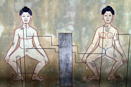 Historie masáží