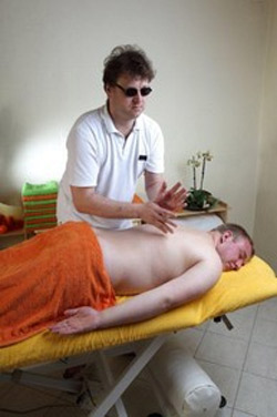 Rekondiční masáž