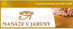 """Masážní studio """"Jaruna"""""""